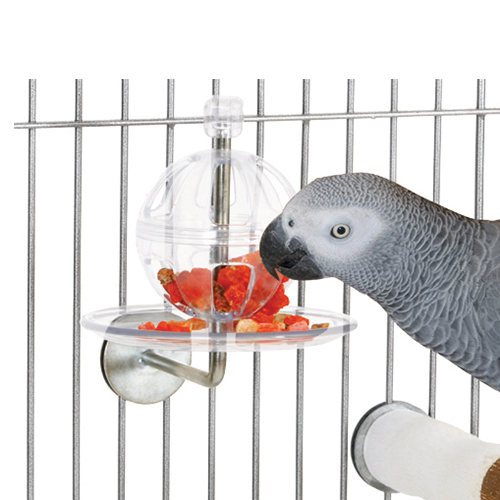 PT 735 CAGE MOUNT BUFFET BALL FORAGING TOY