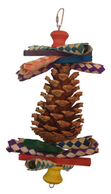 AC 197 ANIMAL PINECONE