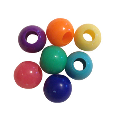 RM MB22 MARBELLA BEADS 22MM ROUND 24PK MADE IN USA